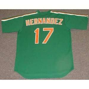 1985 Majestic Cooperstown Throwback St. Pattys Day Baseball Jersey