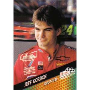 Line 75 Jeff Gordon (NASCAR Racing Cards) [Misc.]