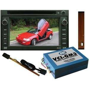 PAC VCI GM3 VIDEO CAMERA NAVIGATIONAL RADIO INTERFACE FOR