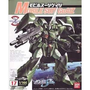 ZGMF 600 1/144 Scale Model Kit   Japanese Imported Toys & Games