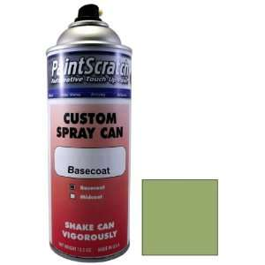 Can of Sea Green Poly Touch Up Paint for 1972 Dodge Colt (color code