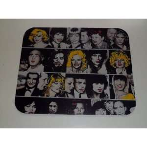 ROLLING STONES Some Girls Era COMPUTER MOUSE PAD