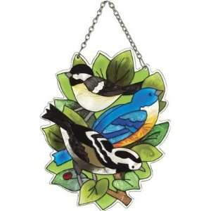 Wild Birds Sun Catcher Patio, Lawn & Garden