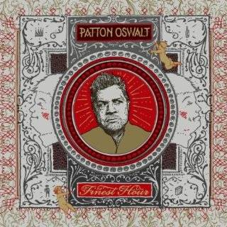 Patton Oswalt My Weakness Is Strong (DVD / CD Combo