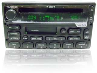 NEW Mercury Mountaineer Ford Explorer Radio CD Player RDS Mach Sound