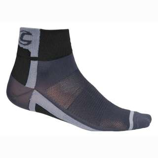 Cannondale Re Spun Mens Cycling Socks   Black   Small   0S400S/BLK