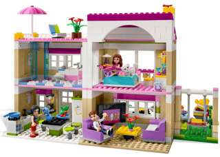 You are bidding on 1 complete set of LEGO Friends 3315 Olivias House