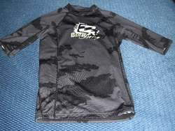 BILLABONG YOUTH M RASHGUARD SWIM SURF SHIRT SPF 50+
